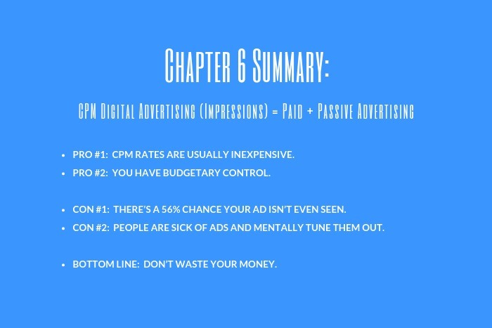 Lawyer Marketing Guide: Chapter 6 Summary