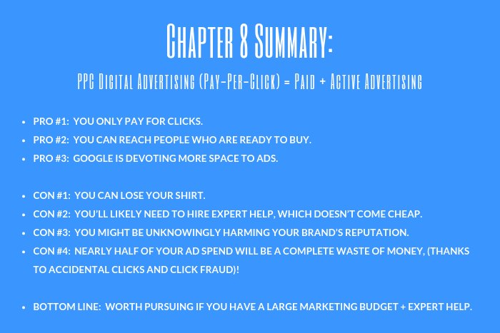 Psychologist Marketing Guide: Chapter 8 Summary