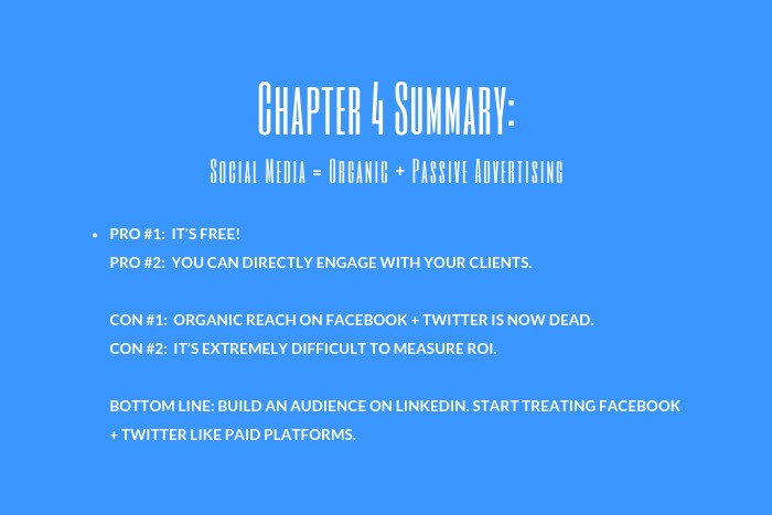 Lawyer Marketing Guide: Chapter 4 Summary