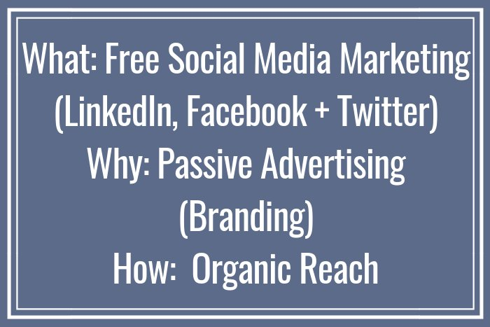 What, Where & Why of Social Media Marketing for Insurance Agents
