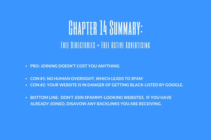 Lawyer Marketing Guide: Chapter 14 Summary