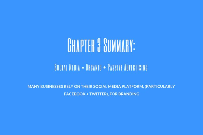 Printing Marketing Ideas Guide: Chapter 3 Summary