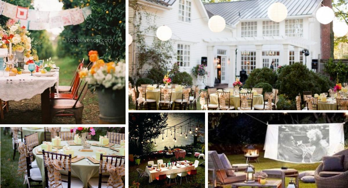 Memorial Service Venues: Private Gardens