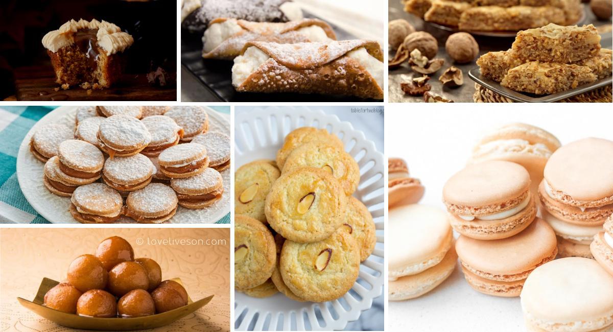 Memorial Service Food: Dessert Canapes