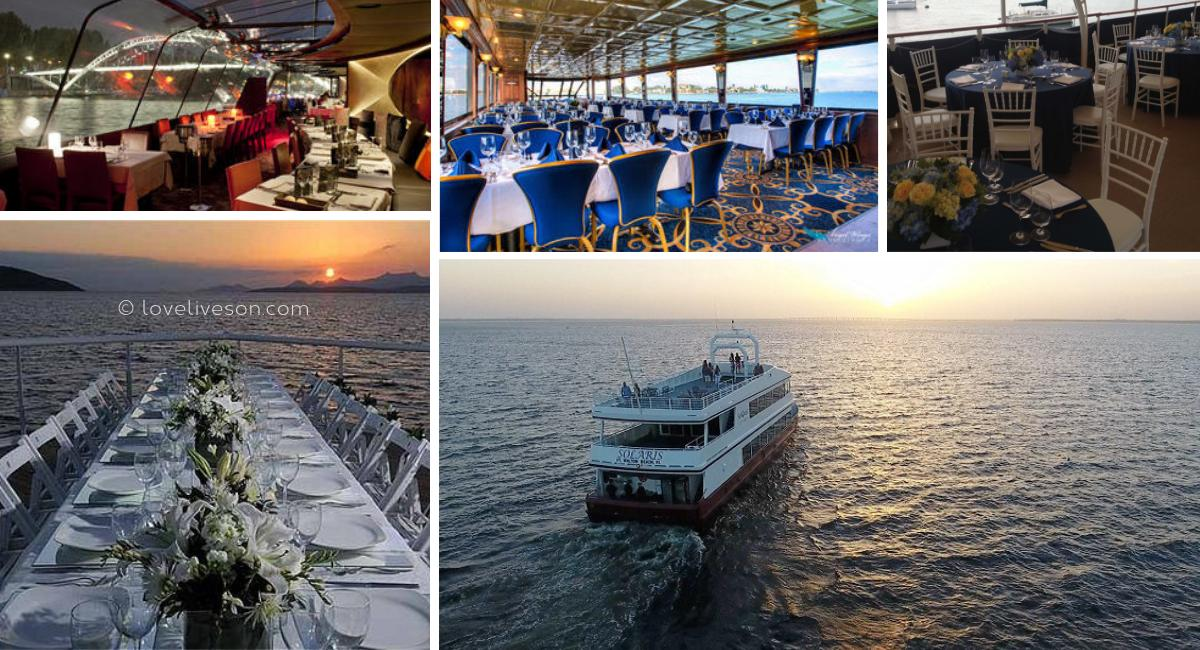 Celebration of Life Venues: Boat Cruise