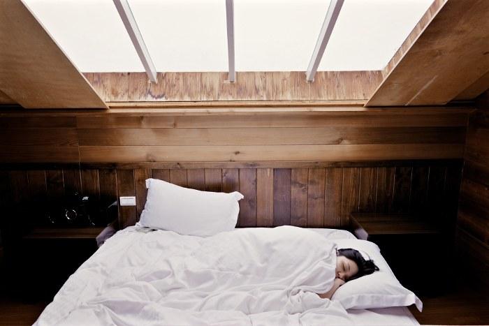 Grief and Sleep
