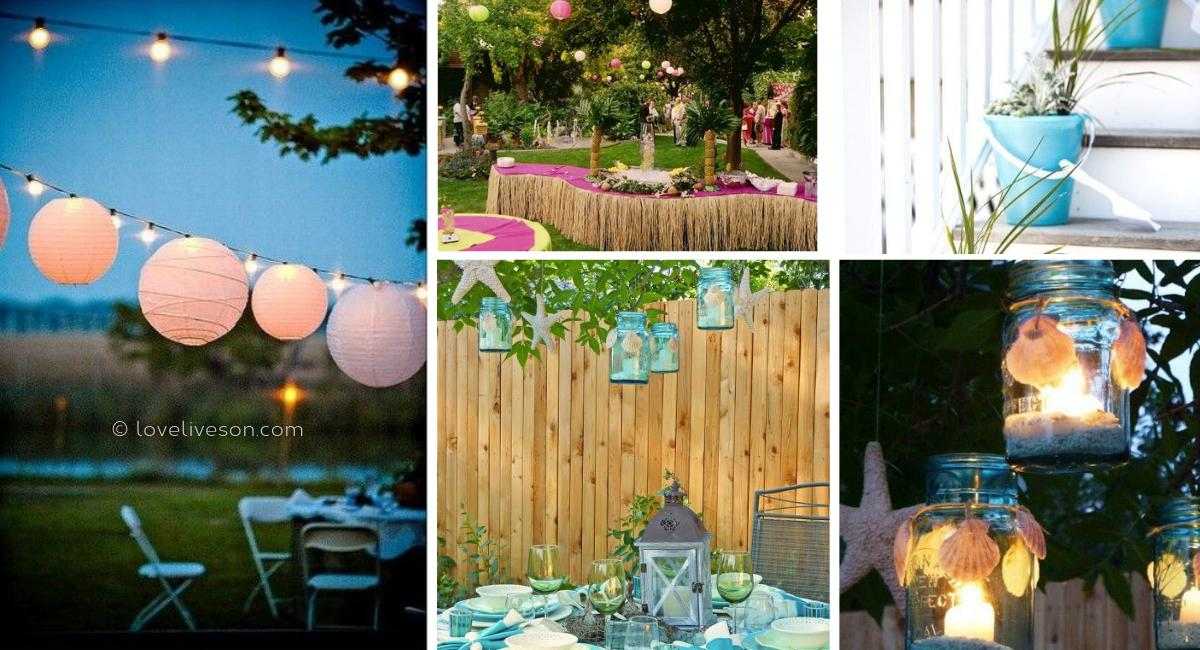 Celebration of Life Venues: Backyard