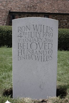 Headstone Design in Nabresina Limestone